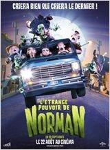 L'étrange pouvoir de Norman dans Animation Norman