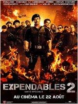 Expendables 2 : unité spéciale dans Action Expendables2